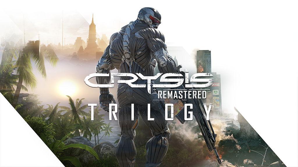 Oznámena kolekce Crysis Remastered Trilogy