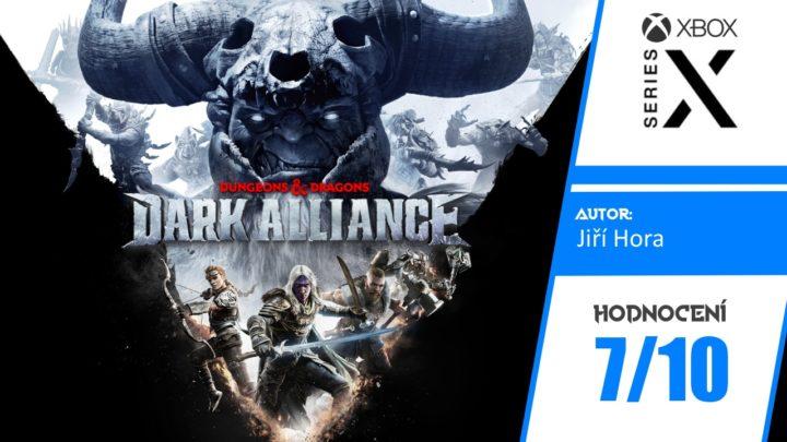 Dungeons & Dragons: Dark Alliance – Recenze