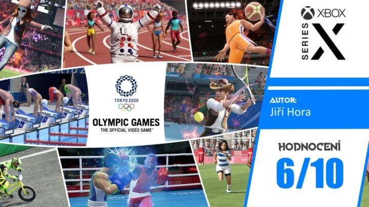 Olympic Games Tokyo 2020: The Official Video Game – Recenze