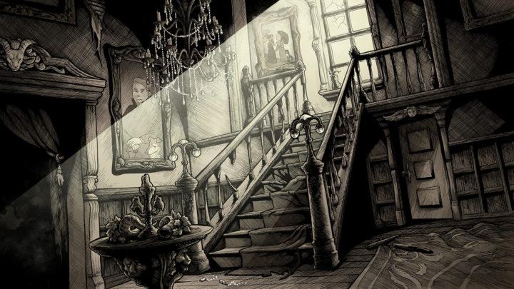 Dnes vychází druhá epizoda hororové novely Scarlet Hollow