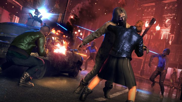 Watch Dogs: Legion of the Dead, nové apokalyptické DLC v alpha verzi