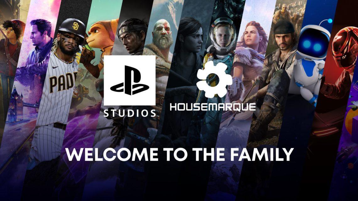 Sony koupilo studio Housemarque