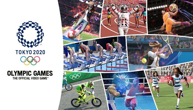 Vyšla hra Olympic Games Tokyo 2020, sledujte launch trailer