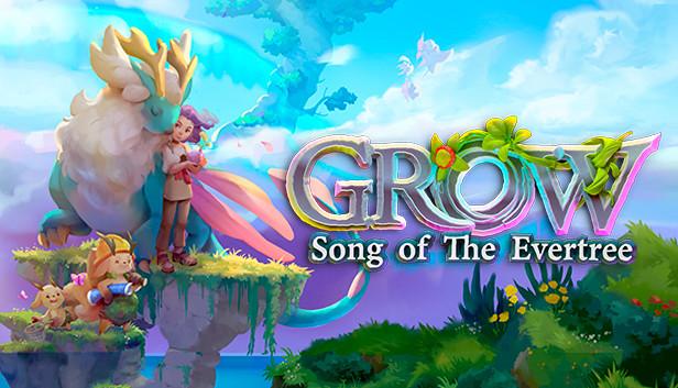 Oznámena nová sandboxová hra Grow: Song of the Evertree