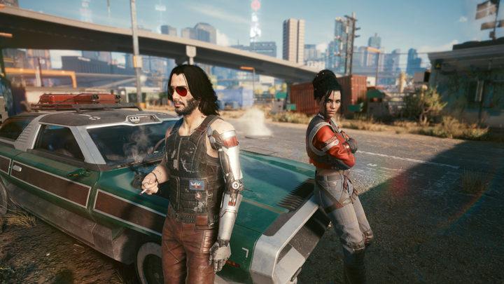 Cyberpunk 2077 se po několika měsících vrátí na PS Store