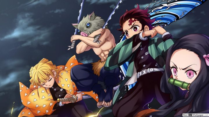 Oznámena hra Demon Slayer: Kimetsu no Yaiba – Hinokami Chronicles
