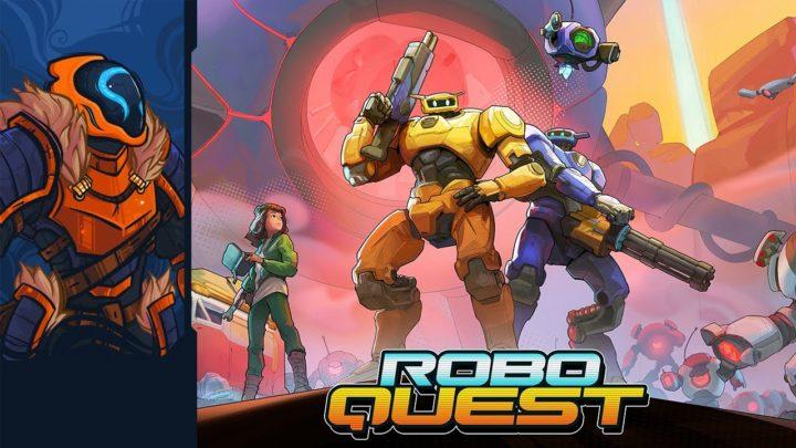 Oznámena first-person komiksová akce Roboquest, vyjde na platformách Microsoftu