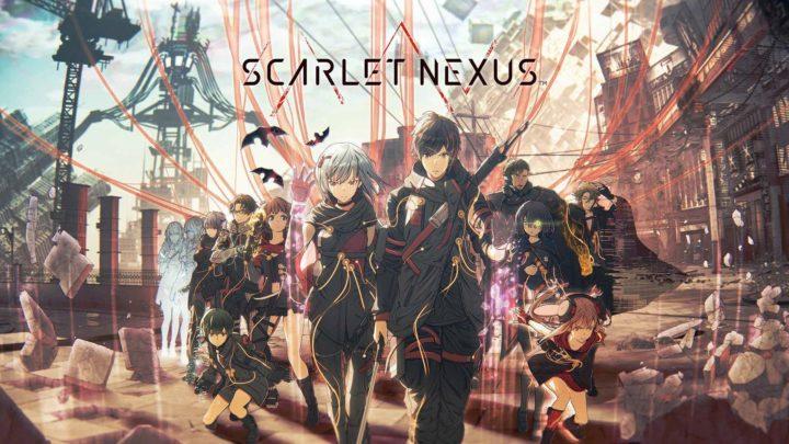 Scarlet Nexus dostal trailer s detailním popisem světa a postav
