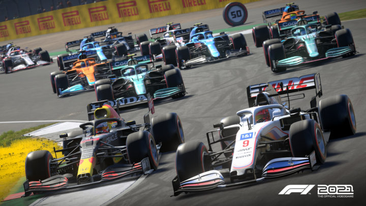 F1 2021 se v novém traileru chlubí novinkami