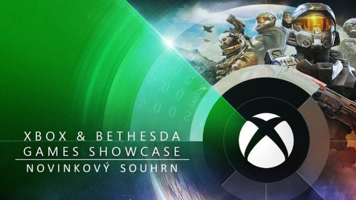 Xbox & Bethesda Showcase 2021 – Novinkový souhrn