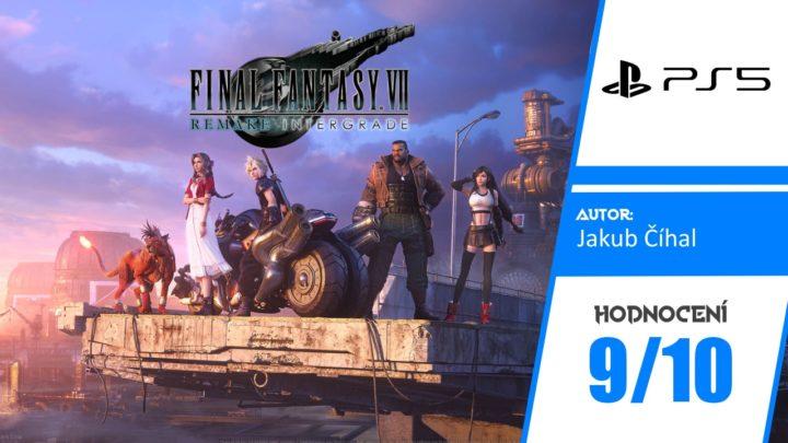 Final Fantasy VII Remake Intergrade – Recenze