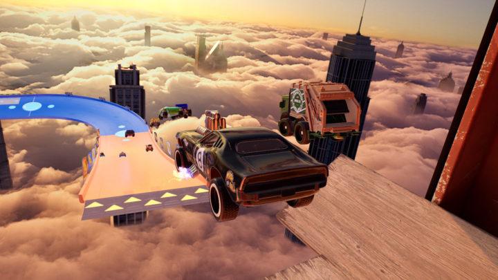 Hot Wheels: Unleashed nabídne 66 vozidel + nový trailer