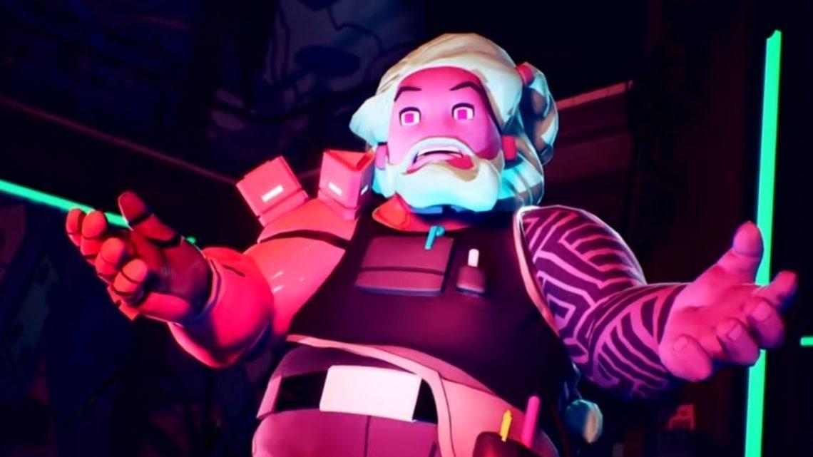 Technologii FidelityX Super Resolution začala využívat první hra, Arcadegeddon