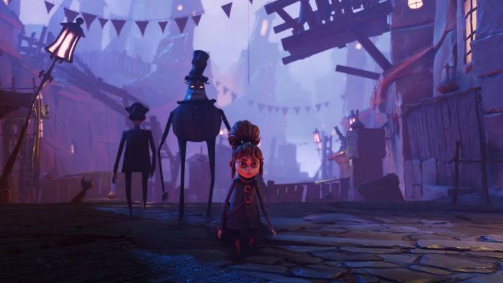 Adventura Lost in Random se připomněla novým trailerem