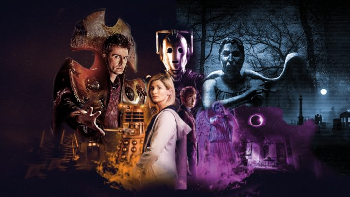 Doctor Who: The Edge of Reality má datum vydání