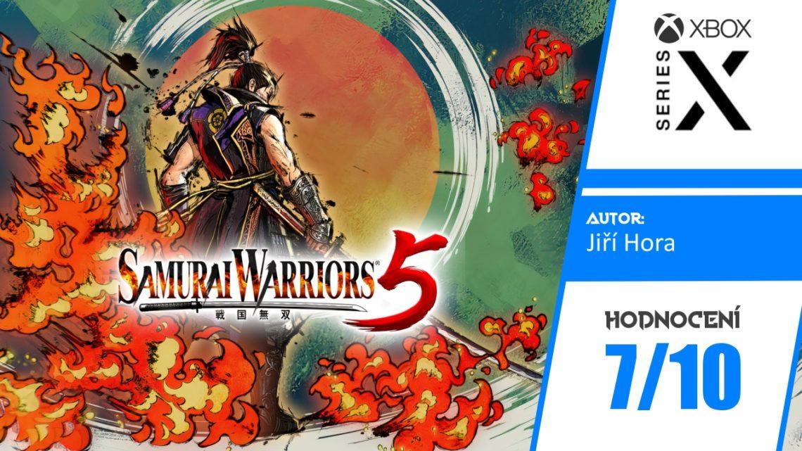 Samurai Warriors 5 – Recenze