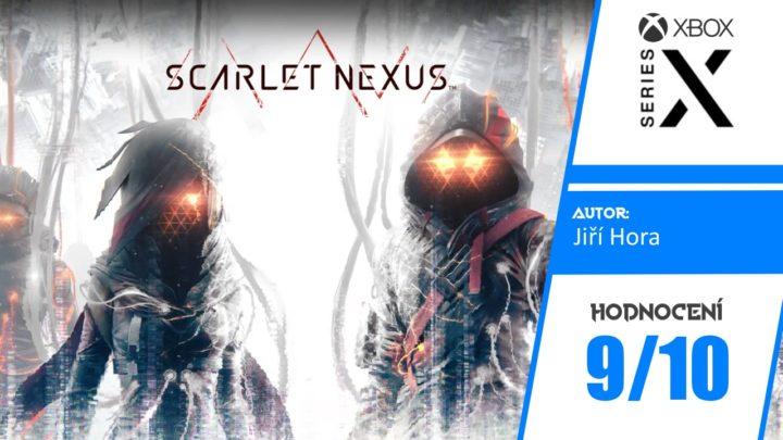 SCARLET NEXUS – Recenze