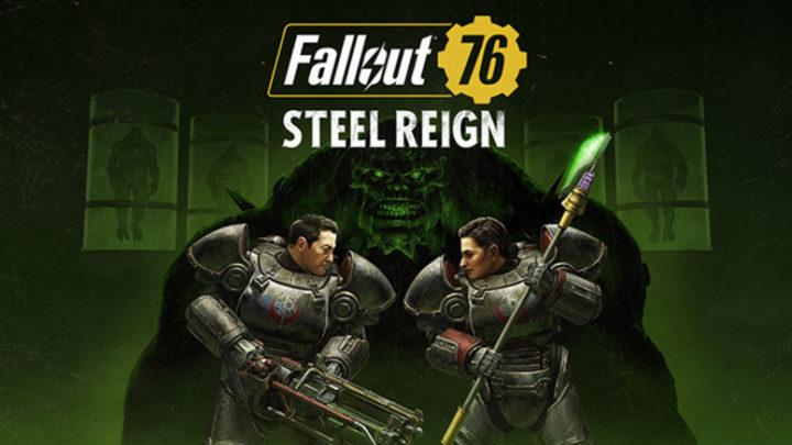 Vyšlo velké rozšíření Steel Reign pro Fallout 76