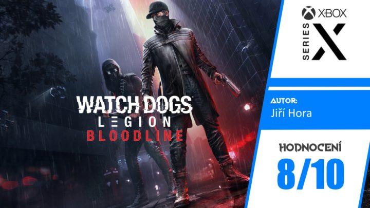 Watch Dogs: Legion – Bloodline – Recenze