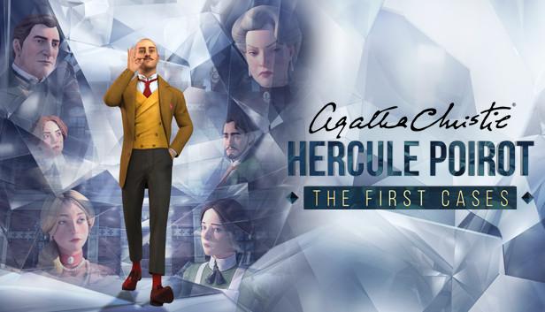 Oznámena detektivní adventura Agatha Christie – Hercule Poirot: The First Cases