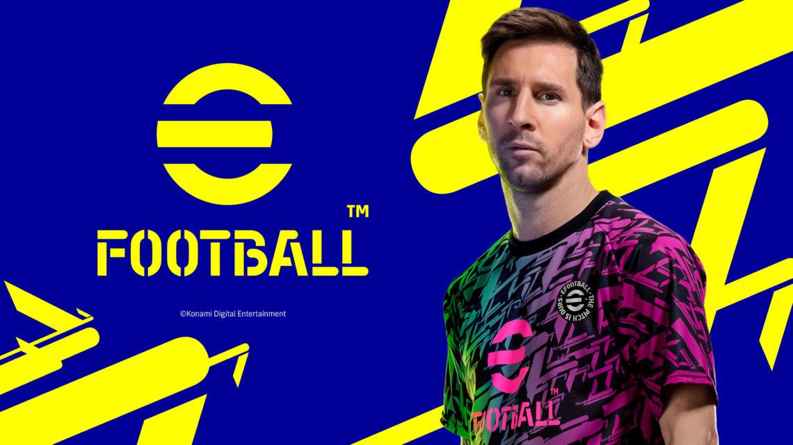 Série PES mění název na eFootball a přechází na free-2-play