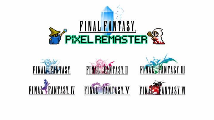 Staré dobré klasiky ze série Final Fantasy dostávají remaster