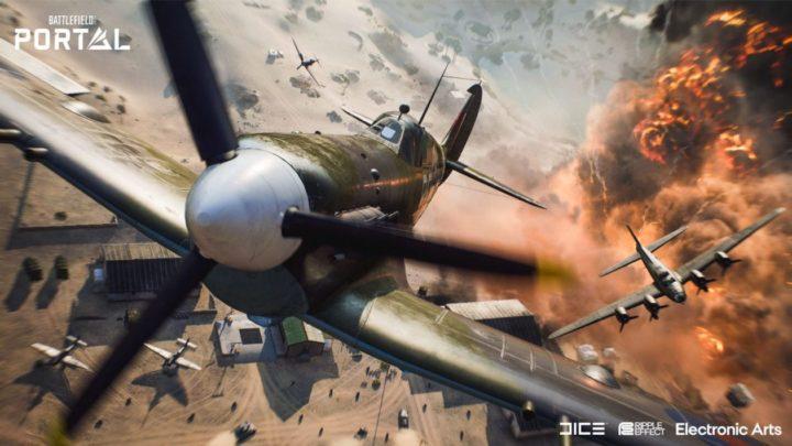 Představena platforma Battlefield Portal pro Battlefield 2042