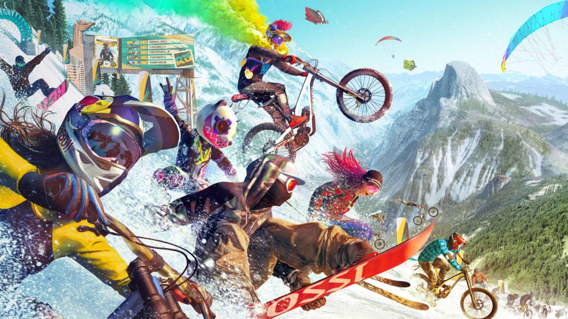 Sportovní MMO Riders Republic odloženo o dva měsíce