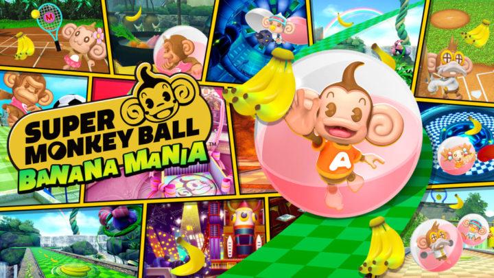 Super Monkey Ball Banana Mania má nový trailer