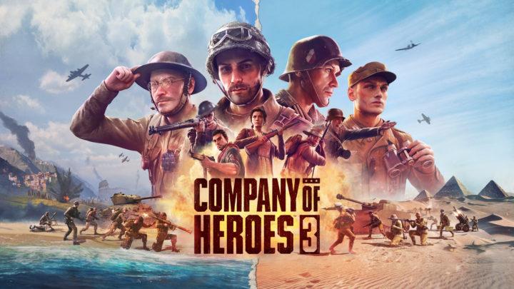 Oznámena strategie Company of Heroes 3