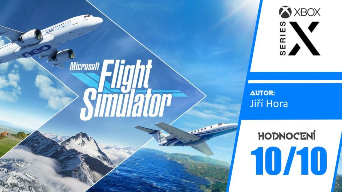 Microsoft Flight Simulator – Recenze