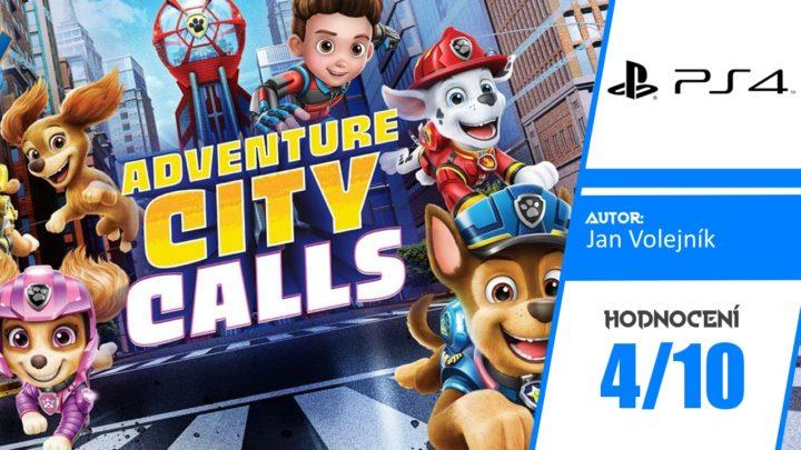 PAW Patrol The Movie: Adventure City Calls – Recenze