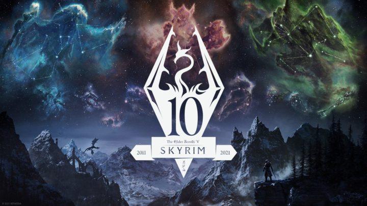 Oznámena Anniversary Edition pro The Elder Scrolls V: Skyrim