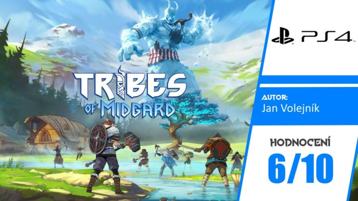 Tribes of Midgard – Recenze