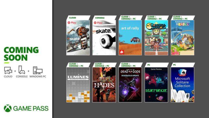 V srpnu zamíří do Xbox Game Pass další hry, některé však zmizí