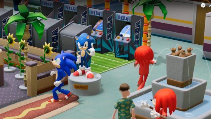 Sonic navštívil Two Point Hospital