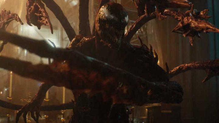 Venom: Carnage přichází se hlásí s novým trailerem