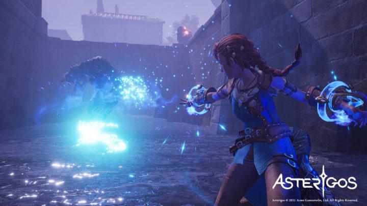 Oznámeno akční RPG Asterigos pro PS5, PS4 a PC
