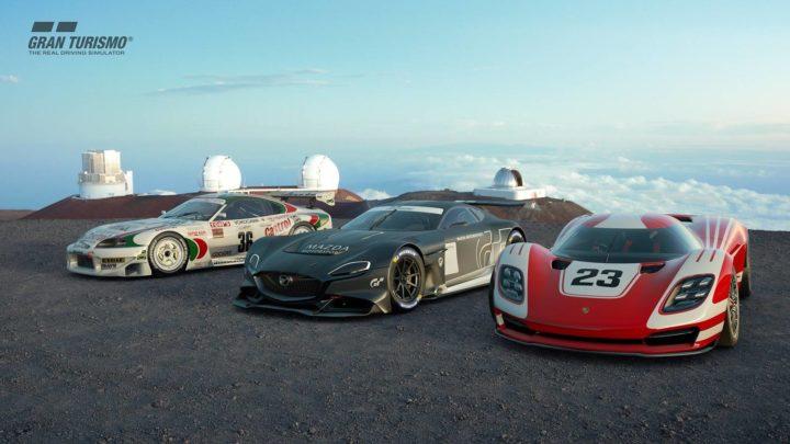 Gran Turismo 7 představilo své edice