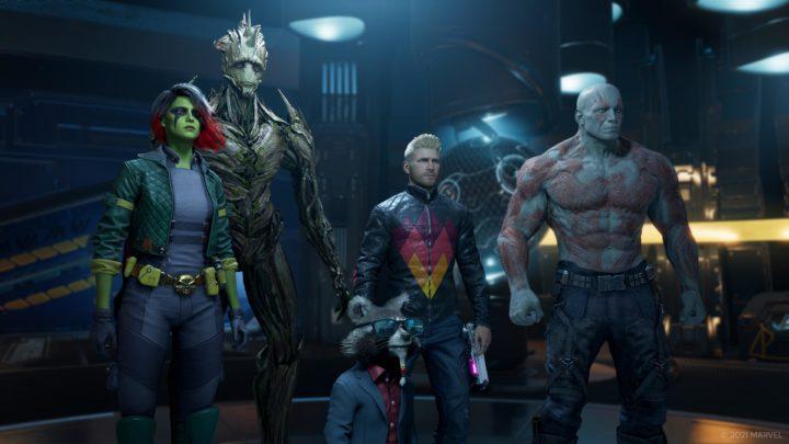 Marvel's Guardians of the Galaxy se ukázalo v nových záběrech z hraní