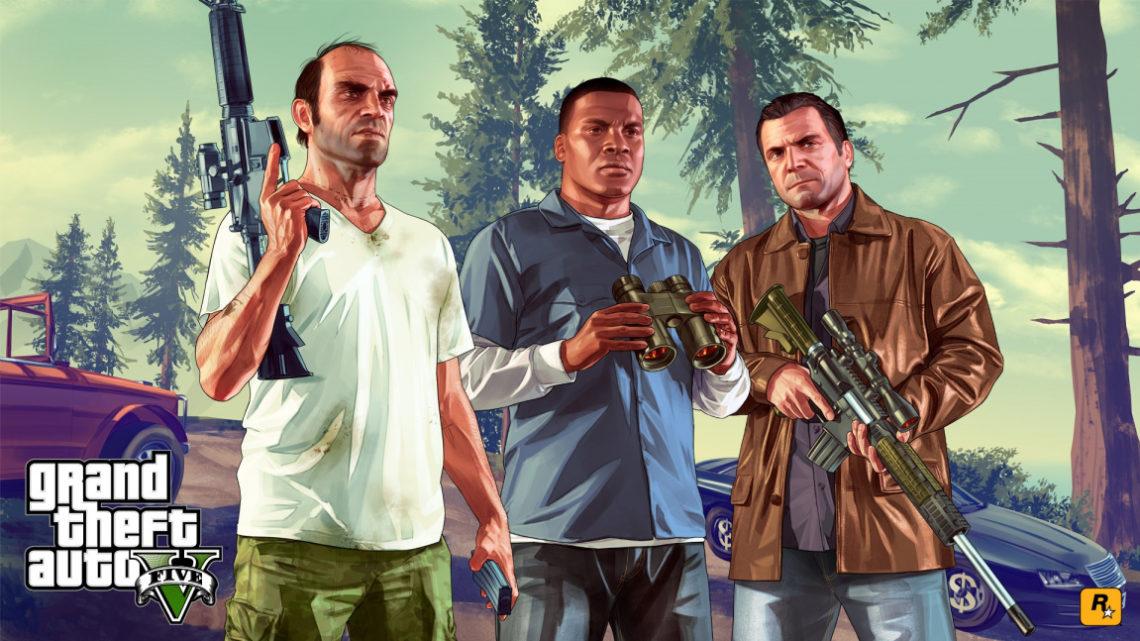 Next-Gen verze Grand Theft Auto V odložena na příští rok