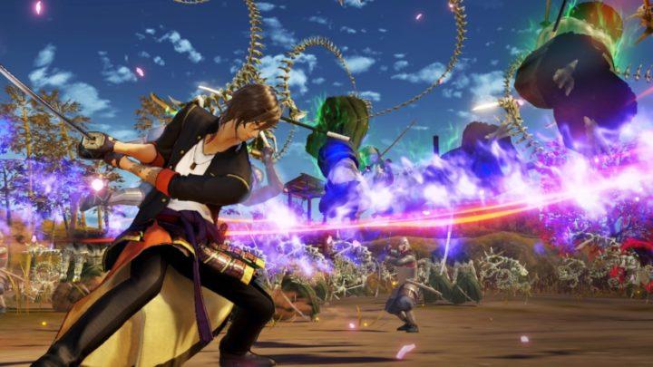 Oznámena hra Touken Ranbu Warriors pro Nintendo Switch