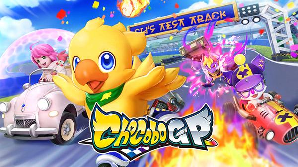 Square Enix oznámil závodní power-up arkádu Chocobo GP