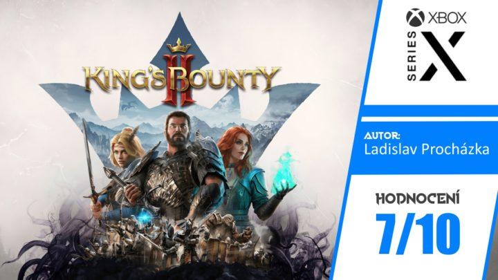 King's Bounty II – Recenze