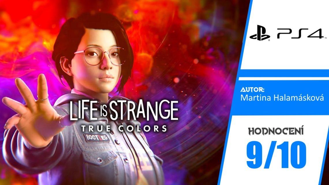 Life is Strange: True Colors – Recenze