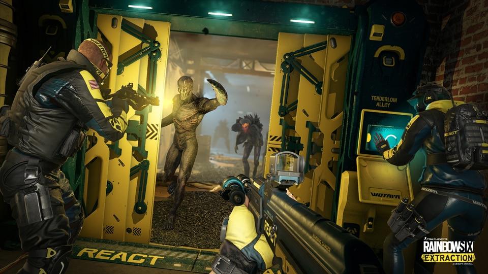 Rainbow Six: Extraction se ukázalo v příběhovém traileru