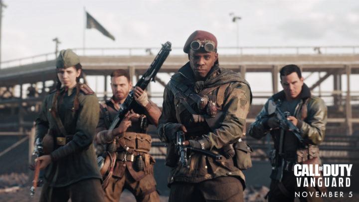 Představena multiplayerová část Call of Duty: Vanguard