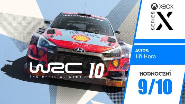 WRC 10 – Recenze