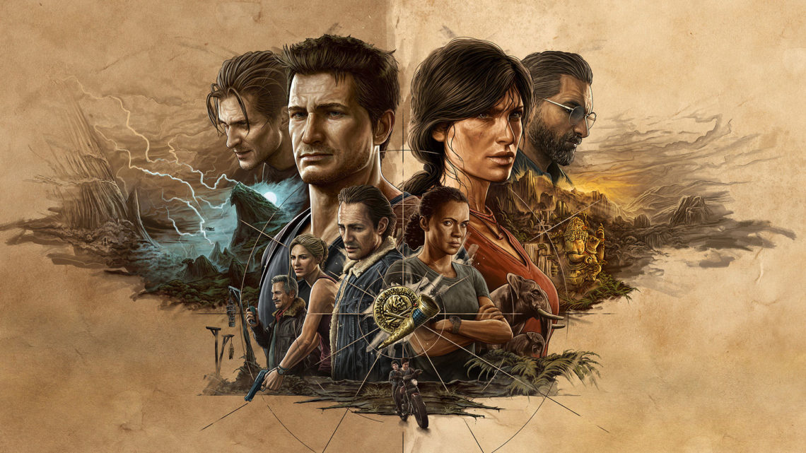 Oznámena kompilace Uncharted: Legacy of Thieves Collection pro PS5 a PC