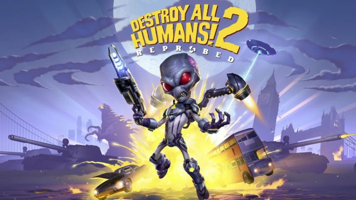 Oznámen remake Destroy All Humans 2 Reprobed